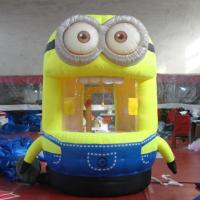 Wholesale Inflatable Money Booth/ Inflatable Minions for Outdoor Advertising from china suppliers