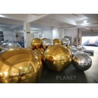 Wholesale Custom Inflatable Decoration Mirror Ball Logo printing Environmental Friendly from china suppliers