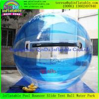 China Colorful PVC Exciting Commercial Inflatable Balls Large Inflatable Water Toys For Adults on sale