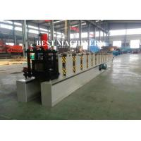 Rain Gutter Roll Forming Machine Construction Material Roofing 450mm - 550mm Inner Diameter