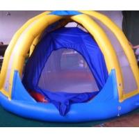 China Commercial Inflatable Water Toys Banana Inflatable Boat and Raft WG-043 on sale