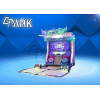 Wholesale 55 Inch LED Push Coin Game Dance Arcade Machine Wonderful Music Fashionable from china suppliers