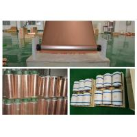 Wholesale Electrodeposited Thin Copper Foil7um。 , RoHS Capacitor Thin Sheets Of Copper from china suppliers