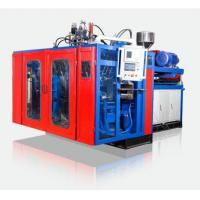 China High Precision Automatic Blow Moulding Machine , 80D Hollow Pp Stretch Blow Molding Machine on sale