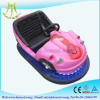 Wholesale Hansel amusement park battery bumper car for kids from china suppliers