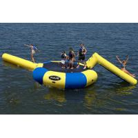 Wholesale Customized PVC Laminated Fabric Commercial Water Slides Inflatable Water Park Equipments from china suppliers
