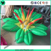 Wholesale Autumn Holiday Indoor Event Party Decoration Inflatable Green Flower With LED Light from china suppliers