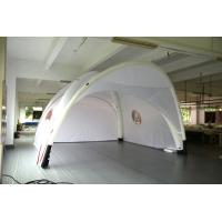 Wholesale 5 Meters Dome Inflatables Tent , White UV Resistance and Water Resistance from china suppliers