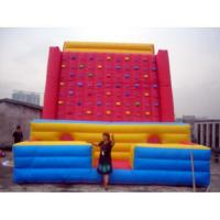 Buy cheap Inflatable rock climb from wholesalers