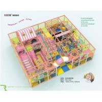 China Naughty Castle Soft Playground for Kids. /Indoor Playground for Kids on sale