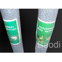 Wholesale Galvanized Metal Chicken Wire In Roll Used For Poultry Fencing from china suppliers