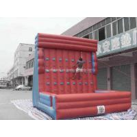 Wholesale Inflatable Climbing Wall (SPO-10) from china suppliers