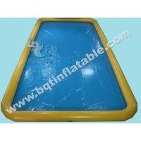 Wholesale Inflatable swimming pool,inflatable pool,water park,aqua zone inflatable from china suppliers
