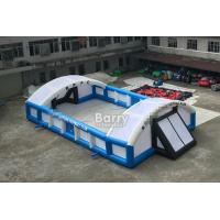 Wholesale Outdoor Inflatable Sports Games PVC Inflatable Football Field Court from china suppliers