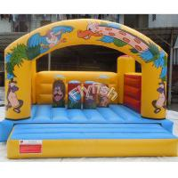 China inflatables bounce house for sale on sale