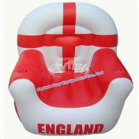 China inflatable beach chair on sale