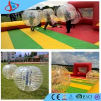 China Human Inflatable Bumper Ball / Giant Inflatable Water Ball For Aqua Park on sale