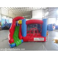 Quality Customized Stable Inflatable Bouncer Slide Kids Inflatable Jumping House For Home for sale
