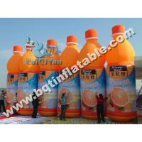 Wholesale Inflatable Bottle,Advertising inflatable,Air tight inflatable from china suppliers