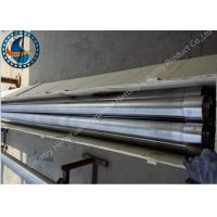 Buy cheap Welding Ring Johnson Wedge Wire Screens With Point Welding Technique from wholesalers