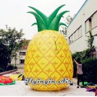 Wholesale 5m Height Inflatable Pineapple with Blower for Indoor and Outdoor Decoration from china suppliers