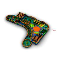 China Waterproof Inflatable Theme Park Indoor Children Playground For Events / Festivals on sale