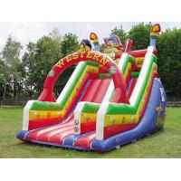 Wholesale inflatable bouncer castle slide from china suppliers