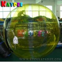 Wholesale Colour water ball,inflatable ball, water game Aqua fun park water zone KWB007 from china suppliers