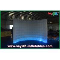 Mini Led Inflatable Paint Photo Booth Tent For Wedding Decoration