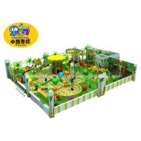 China Anti - Static Soft Indoor Playground Equipment With One Year Warranty on sale
