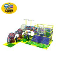 Wholesale High Capacity Indoor Obstacle Course Equipment For Preschoolers from china suppliers