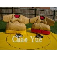 Wholesale Inflatable Sumo Suit for Sale, Inflatable Sumo Wrestling Game (CY-M1907) from china suppliers