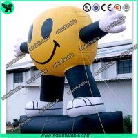 Wholesale Event Inflatable Smile Face, Advertising Inflatable Pacman,Event Inflatable Balloon from china suppliers