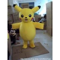 Buy cheap Pikachu Human Mascot from wholesalers