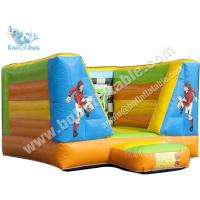 Buy cheap Inflatable sports theme bouncer,mini bouncer from wholesalers
