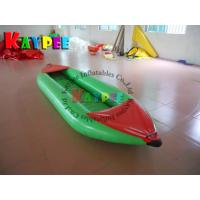 Wholesale Inflatable draft boat , pvc rubber boat ,water sport game,aqua sport game KBA011 from china suppliers