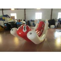 China Interesting inflatable seesaw - inflatable water park / inflatable water games on sale