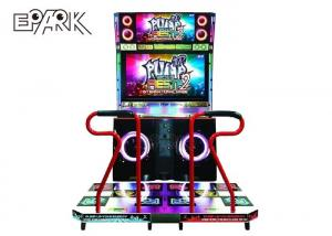 Wholesale EPARK Brand New Dance video game machine pump it up Arcade dancing machine from china suppliers