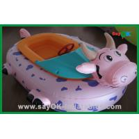 Wholesale Big Funny Inflatable Water Toys Kids Inflatable Boat For Amusement Park from china suppliers