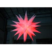 Quality Customized Inflatable Lighting Decoration 100 - 240 V LED Power Low Consumption for sale