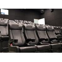 Attractive Cinema 4D Cinema System, 4D Theater with Pneumatic/Hydraulic/Electric Motion Chair