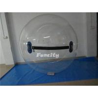 Wholesale OEM 0.8MM PVC or TPU Transparent Inflatable Water Walking Ball for Inflatable Water Pools from china suppliers