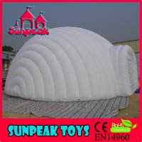 Wholesale TEN-2050 Clear Air Tight Dome Tent, Dome House, Bubble Tent For Advertising from china suppliers