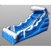 Wholesale Fire - Proof Surfing Theme inflatable water slides for adults Custom from china suppliers