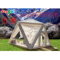 Wholesale Advertising Inflatable Transparent House Bubble Tents For Camping from china suppliers