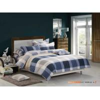 Wholesale Mens Turquoise 4 Piece Bedding Sets , 4 Piece Toddler Home Bedding Sets from china suppliers