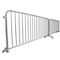 Wholesale Hot dipped galvanized concert crowd control barrier for sale from china suppliers