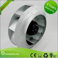 Wholesale AC Centrifugal Exhaust Fan Blower With Backward Curved Blades For Floor Ventilation from china suppliers