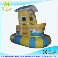 Wholesale Hansel super quality CE certificated children playground from china suppliers