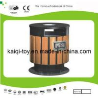 Wholesale Park Table and Chair and Dustbin (KQ10186A) from china suppliers